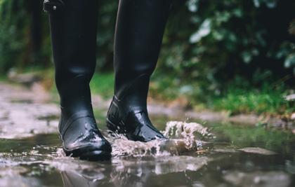 Calzado de agua