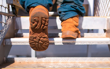 Calzado seguridad