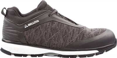 ZAPATO RUNNING KNIT 72224KB S1P T-37 NGR - 147891