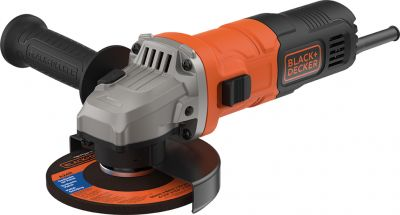 Amoladora mini Black&Decker BEG010-QS 710W 115MM