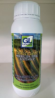 Herbicida sistemico total Tragli Gold 500 Ml