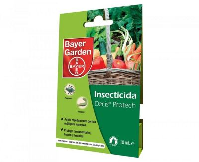 Insecticida Decis Protech Bayer blister 10 ml