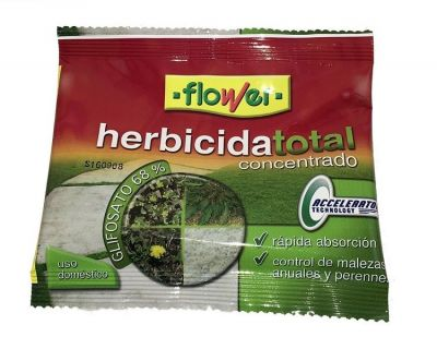 Herbicida total 68% Flower 50 Gr