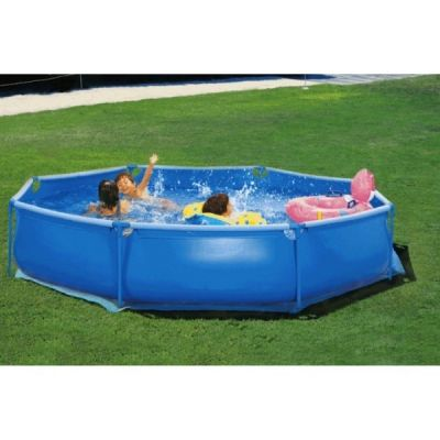 Piscina hexagonal 230x50 1500 Lt