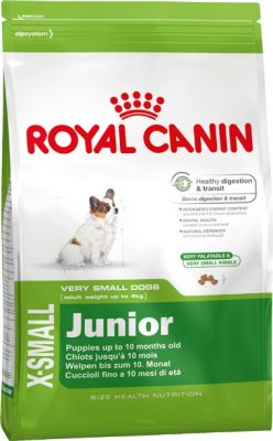 Royal canin X-Small adult 500 Gr.