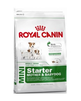 Royal canin mini starter 1 Kg.