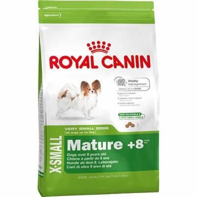 Royal canin xmall mature+8 - 3 Kg