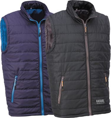 CHALECO ACOL.DISCOVERY 2881G T-L GRIS - 597532