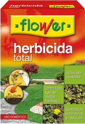 Herbicida total sistémico Flower 35502 50Ml