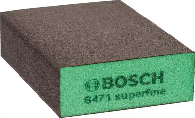 Taco lija Bosch bloque super fino 69X97X26MM