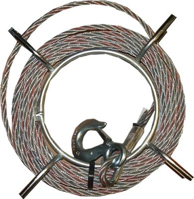 CABLE 8,3MM B-20 T-7 1959 - 730215