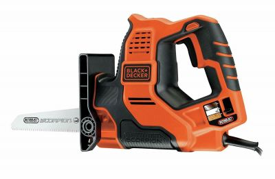 Black&Decker Sierra eléctrica Scorpion RS890K 500W