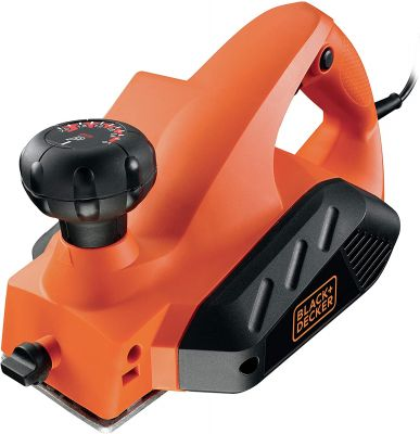 Black&Decker Cepillo eléctrico KW712-QS 82MM 650W