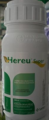 Herbicda Oxifluorten 24% Hereu super 250 Ml Sapec