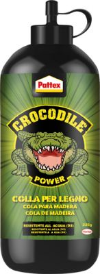 Pattex Cola vinílica Crocodile 225 Gr Blanco